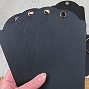 Large Black Tag Album