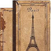 Paris Printed Book Covers*