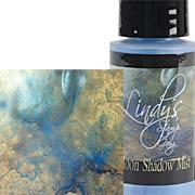 Lindys Stamp Gang - Moon Shadow Mist - Buccaneer Bay Blue
