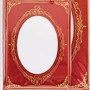 Tim Holtz Christmas Cabinet Card Frames