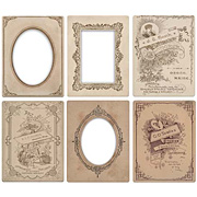 Mini Cabinet Card Frames