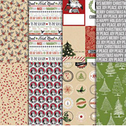 Candy Cane Lane 12x12 Collection Pack