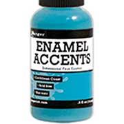 Enamel Accents - Caribbean Coast