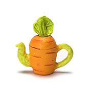 Carrot Teapot