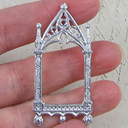Metal Cathedral Frame