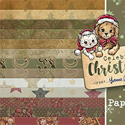 Celebrating Christmas 6x6 Paper Pad