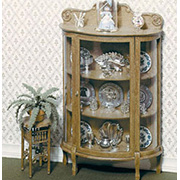 China Cabinet Kit with Plant Table