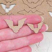 Chipboard Bats Set