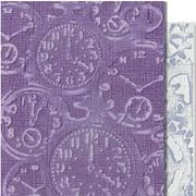 Tim Holtz - Embossing Folders - Clock & Steampunk