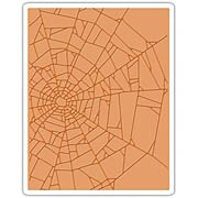 Tim Holtz - Embossing Folders - Cobwebs