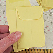 Kraft Coin Envelopes*