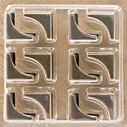 Tim Holtz Mini Metal Corners