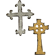 Movers and Shapers Magnetic Die Set - Mini Crosses