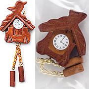 Miniature Cuckoo Clock