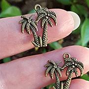 Palm Tree Charm