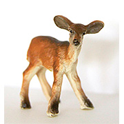 Wish Season Resin Deer