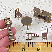 1/4 Scale Dining Room Furniture Set