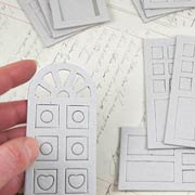 Doorways Chipboard Set