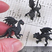 Micro Mini Black Dragon