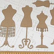 Dress Forms & Corsets Shape Set*