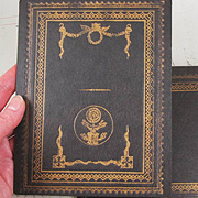 Elizabeth Embossed Book Cover Set