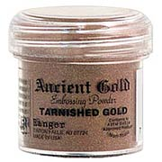Tarnished Gold Embossing Powder