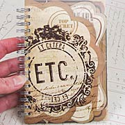 Et Cetera Noteworthy Journal Blank Book*