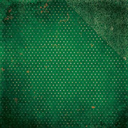 Double Dot Vintage Evergreen Scrapbook Paper