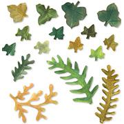 Thinlits Fern and Ivy Leaves Die Set