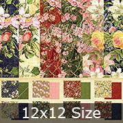 Floral Shoppe 12x12 Paper Pad