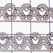 Chipboard Border Strips - Floral