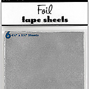 Metal Foil Tape Sheets*