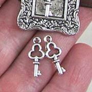 Tiny Silver Keys
