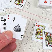 1 Inch Card Deck