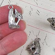 Pewter Gargoyle Charm*