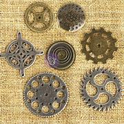 Vintage Mechanicals - Gears