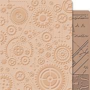 Tim Holtz - Embossing Folders - Blueprint & Gears