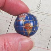 20mm Inlaid Globe Beads