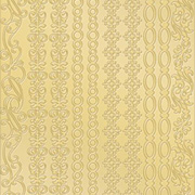 Jolees Gold Laser Cut Borders