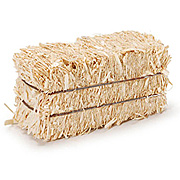 Miniature Bale of Hay