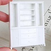 Half Scale Bookcase Cabinet