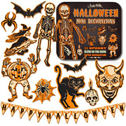 Glow in the Dark Mini Halloween Decorations