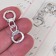 Handcuff Charms*