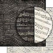 Irresistible Harmony Scrapbook Paper