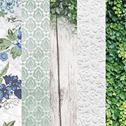Wandering Ivy 12x12 Paper Pad