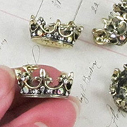 Memory Hardware French Regalia Crowns