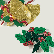 Jolees Christmas Embellishments - Jingle Bells*