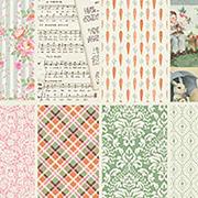Jubilee 6x6 Paper Pad