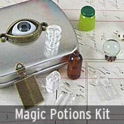July 2015 Kit - Magic Potions