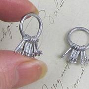 Colonial Key Ring